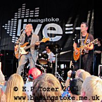 The Blockheads headline Basingstoke Live! 2011, photo © E.P.Tozer